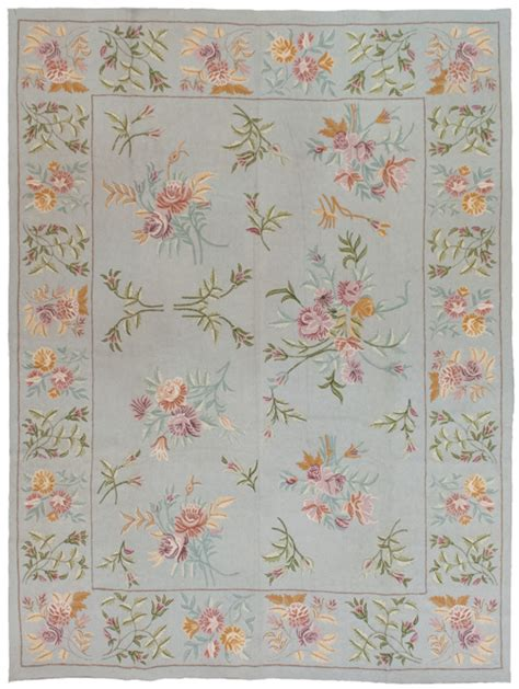 Chain Stitch Rugs by 9 215 12 Vintage Chain Stitch Rug Dilmaghani S Rug Warehouse