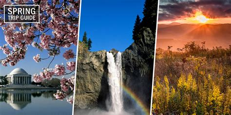 coolest places in the united states best cities to visit in the spring in the united states