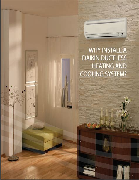 ductless mini split daikin ductless mini splits air conditioning in orange county