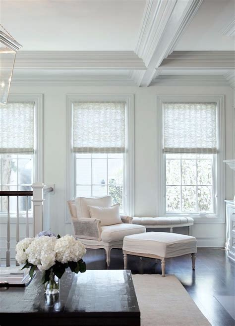 white interiors everything you need to know about classic woven wood blinds