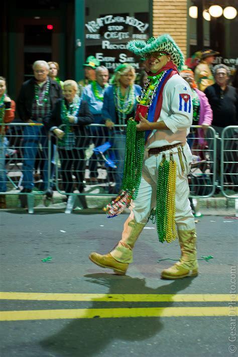 st patricks parade  ybor city tampa fl finding