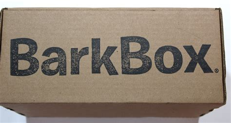 barkbox for dogs barkbox for large dogs box review coupon october 2016 my subscription addiction