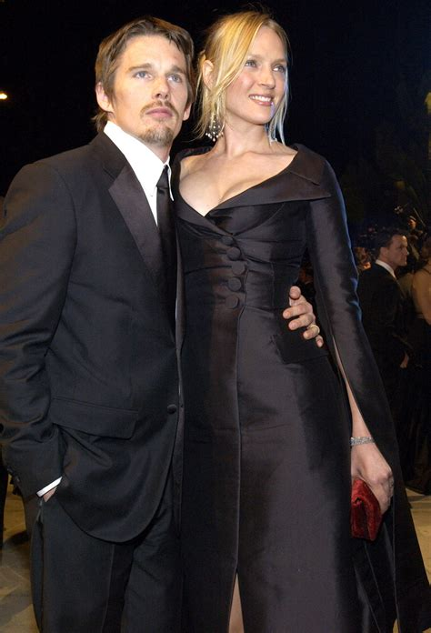 Orange Home And Decor by Ethan Hawke Amp Uma Thurman Hollywood Couples Pinterest