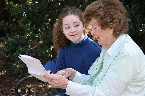 Retirement Home Volunteer Volunteering Opportunities For