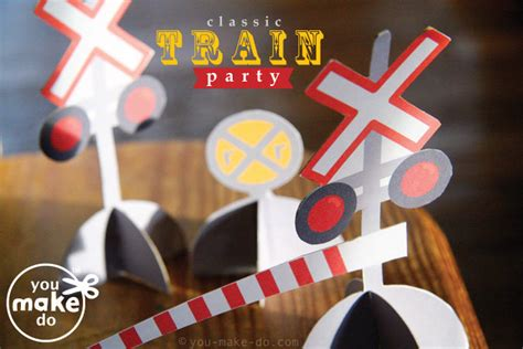 printable train party decorations instant download train party train birthday boy birthday