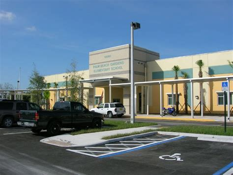 Palm Garden High School by Commercial Electrical Services Florida Municipal