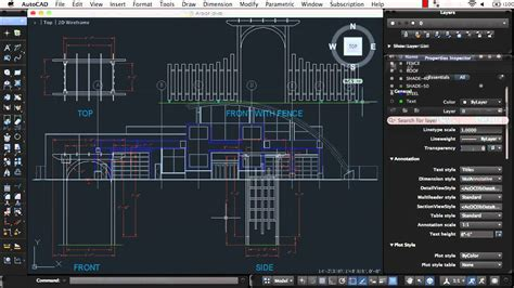 layout autocad mac create and edit objects autocad 2013 for mac youtube