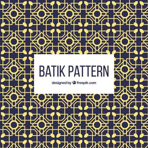 batik pattern free download geometric batik pattern vector free download