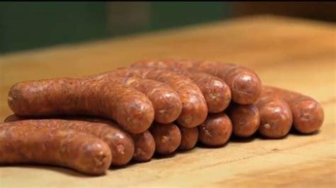 Handmade Sausage - how to make sausage bon app 233 the
