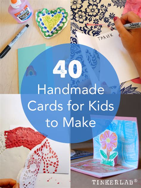 how to make cards for preschoolers cards for to make