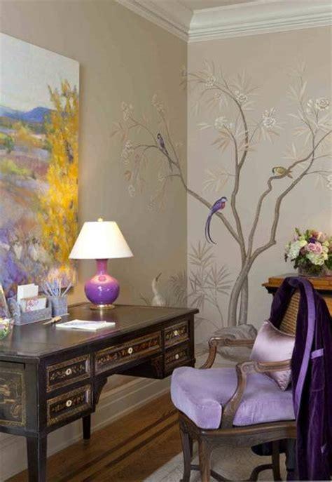 wall murals changing modern interior design