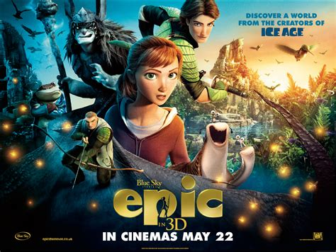 film epic epic 3d movie posters