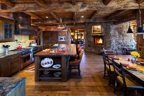 rustic kitchen decorating ideas top 10 beautiful rustic kitchen interiors for a warm