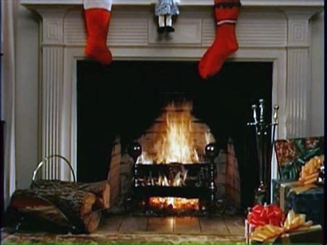 fireplace loop yule log happy holidays from the nydn ny