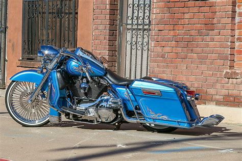 2006 Harley Davidson Road King by Road Trippin A 2006 Harley Davidson Road King