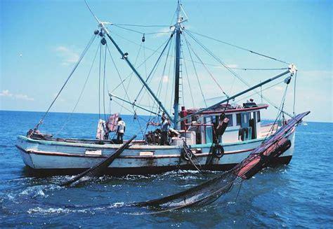 shrimp trawl for small boat uk sea japan 2014