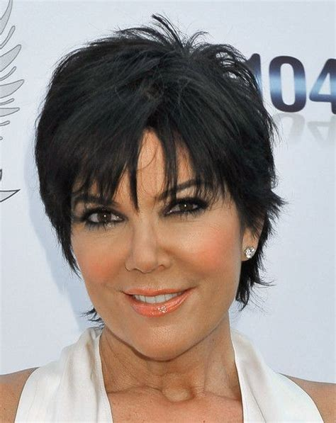 kris jenner hair color kris jenner b o b bobs evil twin and short hairstyles