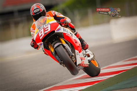 is there a motocross race today marquez tops dynamic test in scenic catalunya