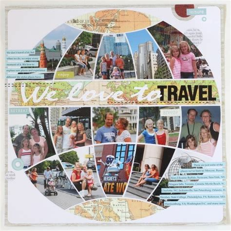 scrapbook layout gallery 52 best venice scrapbook images on pinterest scrapbook