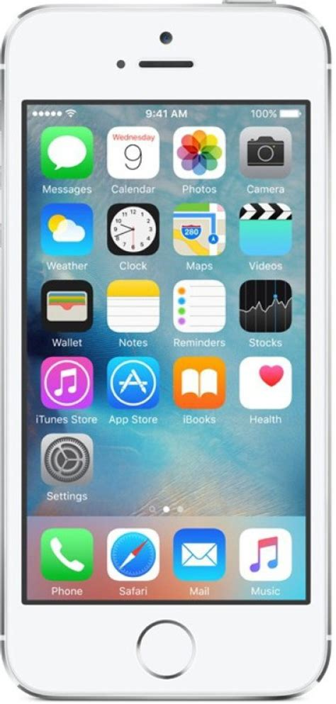 apple iphone 5s buy apple iphone 5s silver 16 gb at best price with great offers