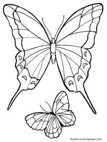 butterfly color pages realistic butterfly coloring pages realistic coloring pages