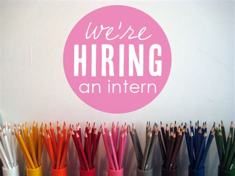 intern it 13 tips to help startups hire and manage interns better