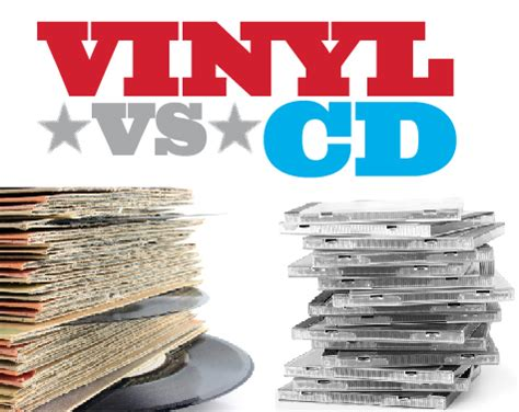 Which Is Better Cd Or Vinyl - sonic synergy vinyl versus cd