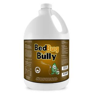 bed bug cleaner bbbully1g bed bug bully bed bug spray 1 gallon