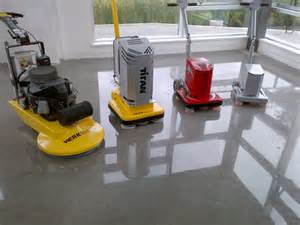 concrete polishing machine testimonials
