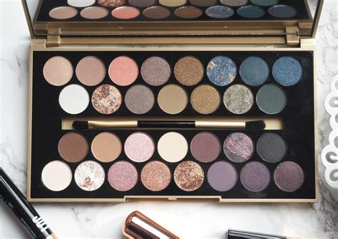 Make The Palette makeup revolution eyeshadow palette fortune favours the