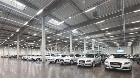 Audi Plus Eching by 201 Clairage Led De Showroom Pour Audi Gwz 224 Eching