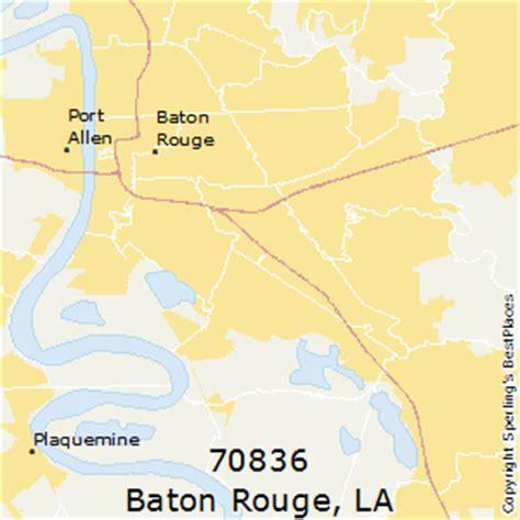 zip code map baton rouge best places to live in baton rouge zip 70836 louisiana