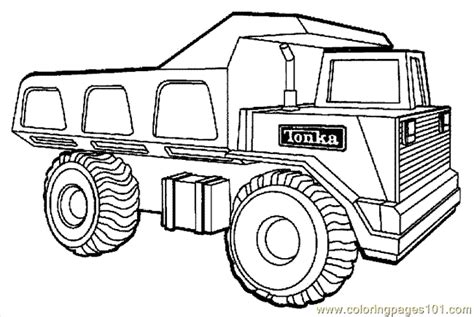 Coloring Pages Truck Coloring Page 22 Transport Gt Land Free Truck Coloring Pages