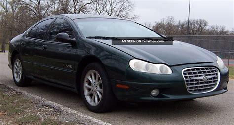 1999 Lhs Chrysler by 1999 Chrysler Lhs Great Cheap Luxury Transportation
