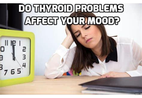 does hypothyroidism cause mood swings thyroid health and mood do thyroid problems affect your