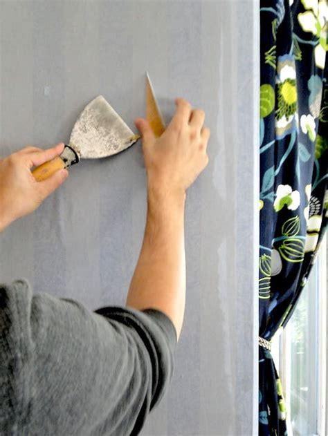 easy remove wallpaper for apartments how to remove wallpaper a tried and true method