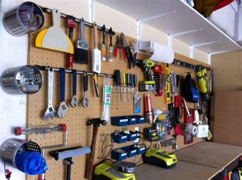 Organizing A Shed by Garage Organizing Before After