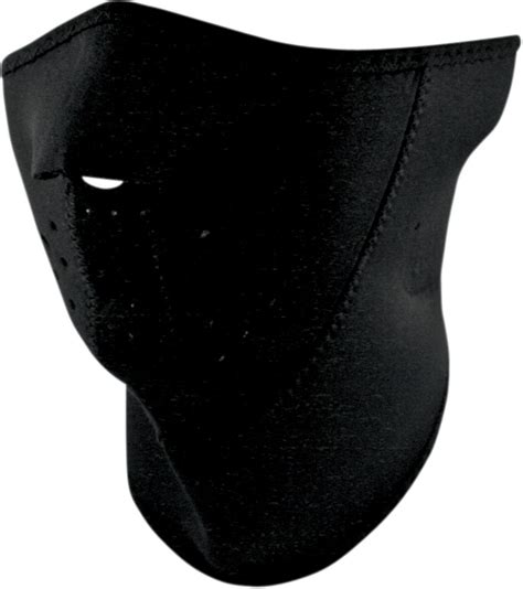 half mask black intl image gallery half mask