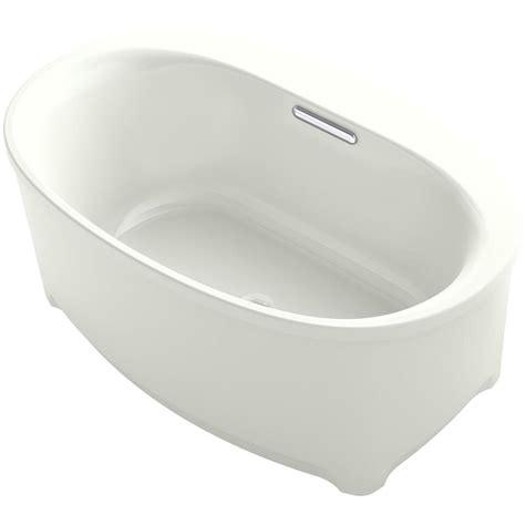 kohler underscore bathtub kohler underscore 5 ft acrylic flat bottom non whirlpool