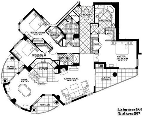 floor plan condo unique florida condo floor plans google search home