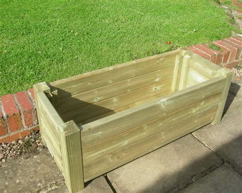 plant trough garden furniture buy quality handmade