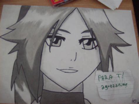 imagenes de quinceañeras a lapiz expo mi dibujo de yoruichi 15 a 241 os bleach comunidad