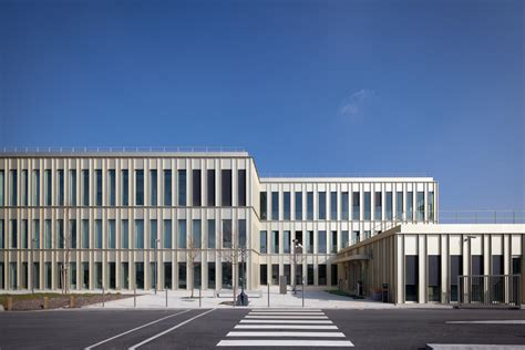 Hec School Of Management Mba by David Chipperfield Architects A F A S I A
