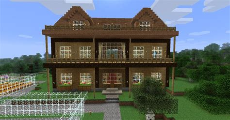 Scheune Mc by How To Make A Great Minecraft House Minecraft