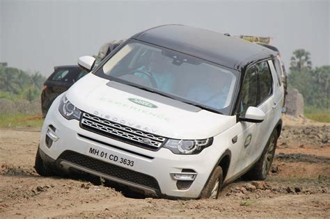 land rover experience land rover announces a thrilling off road drive experience