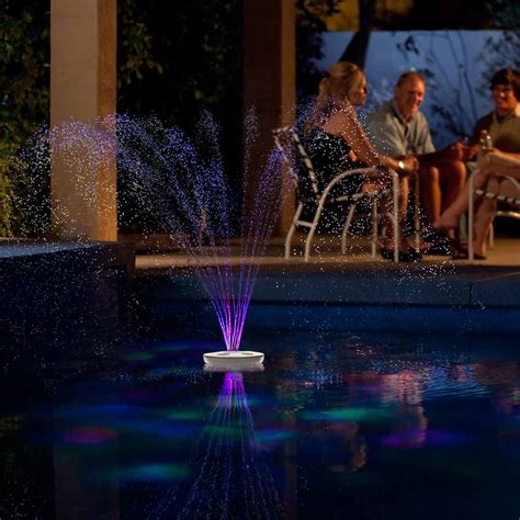 gallery for gt swimming pool floating lights