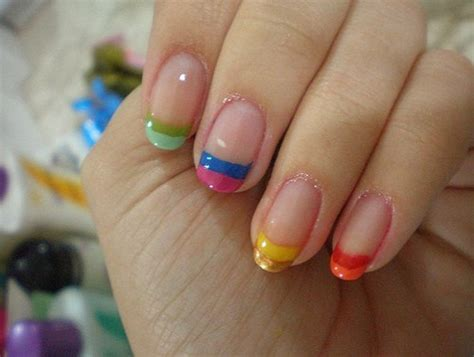 easy pattern for nails easy simple nail art designs ideas inspiring nail art