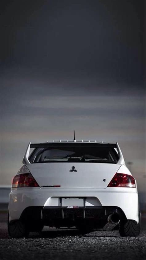 Mitsubishi Lancer Evo Iphone 5 Wallpaper Ipod Wallpaper