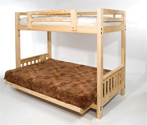 freedom futon bunk bed