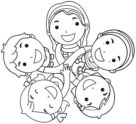 Friends Coloring Pages friendship coloring pages best coloring pages for
